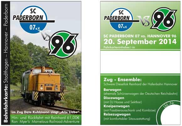 Rote Reihe fährt nach Paderborn – jetzt anmelden